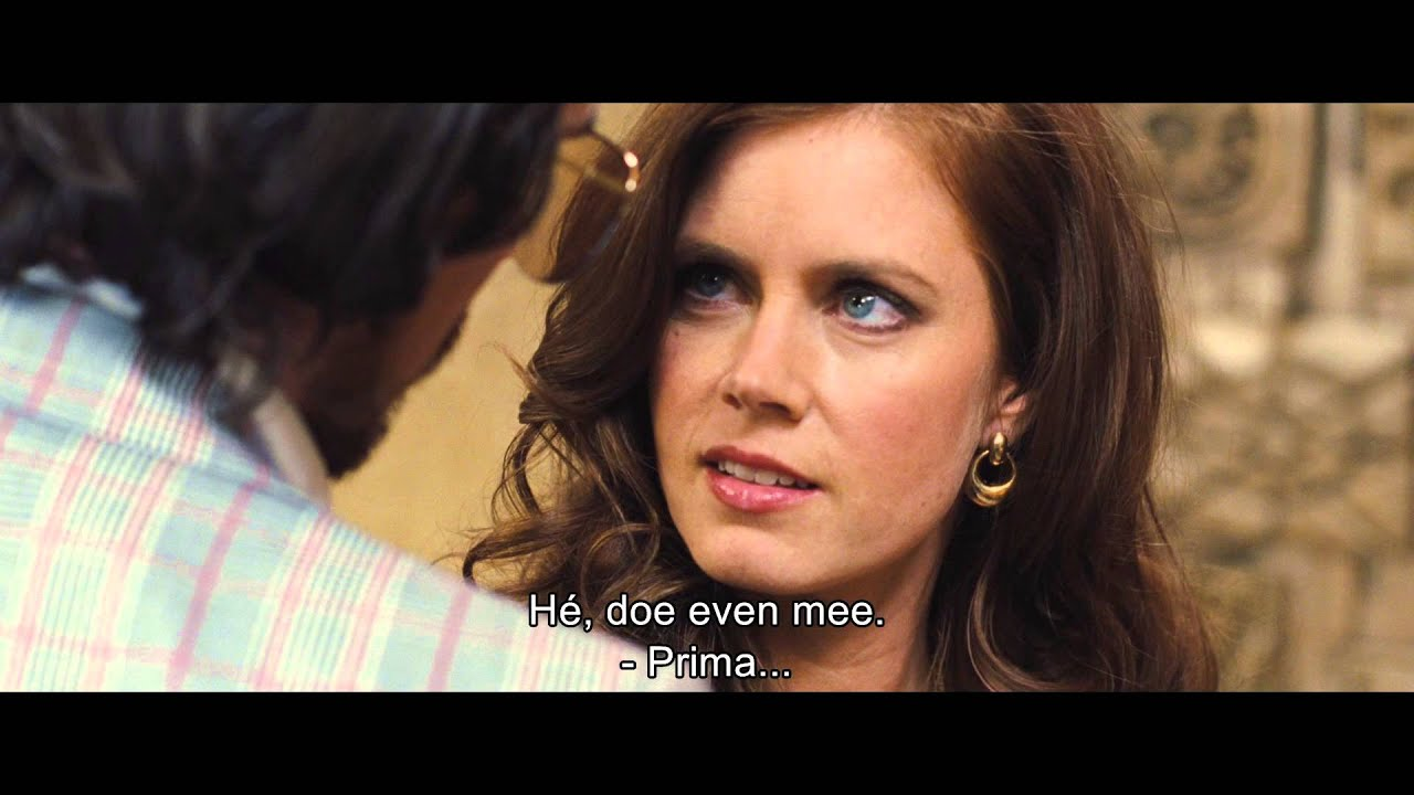 Nederlandse trailer AMERICAN HUSTLE - vanaf 6 februari in de bioscoop