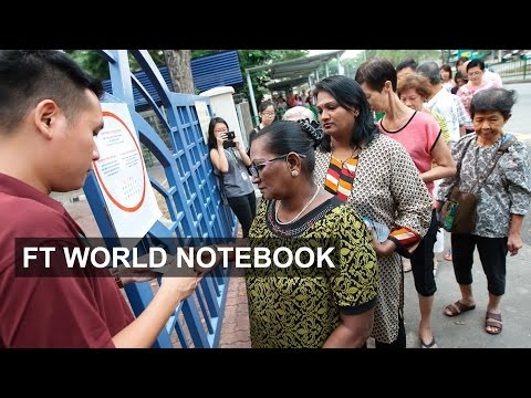 Singapore goes to the polls | FT World Notebook