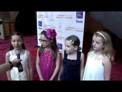 MATILDA Broadway Actresses