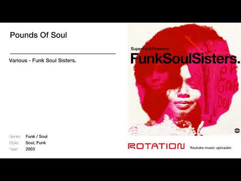 Betty Bibbs - Pounds Of Soul