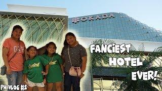 FANCIEST LUXURY HOTEL EVER?!?! || PH VLOG#2
