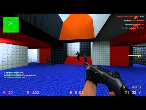 PC Stories: Counter Strike Source Gungame w/ Swordsman75 8/10