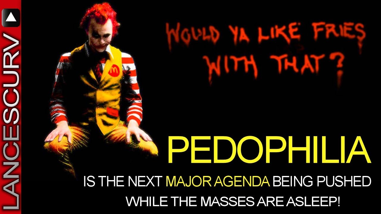 PEDOPHILIA Is The Next Major Agenda Being Pushed While The Masses Are Asleep! - The LanceScurv Show