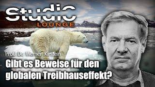 Die Treibhauslüge - Prof. Dr. Werner Kirstein