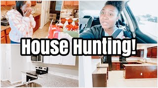 SURPRISING MY LITTLE SISTER WITH THE IPHONE 11 + HOUSE HUNTING!