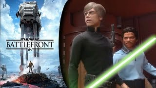 Star Wars: Battlefront (2015) PC HD: Bespin DLC: Sabotage | Bespin: Carbonite-Freezing Chambers