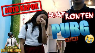Download Video #NAYGame | Auto Kapok Buat Konten PUBG Mobile 😪 MP3 3GP MP4