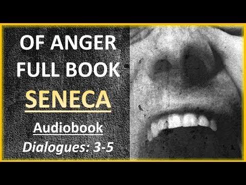 SENECA: Of Anger Books 1-3 - Audiobook & Summary להורדה
