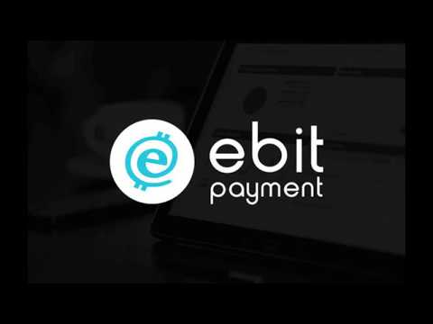 Ebit :: First wallet in history which exchanges the best FIAT currencies into cryptocurrencies.