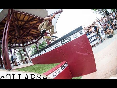 Hossegor Bandstand Skate Showdown - cOLLAPSe 5th birthday session