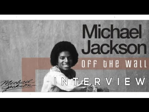 Michael Jackson RARE Off the wall era Interview