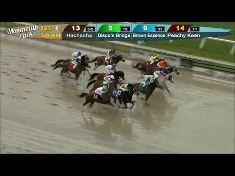 video thumbnail for MONMOUTH PARK 5-29-21 RACE 8
