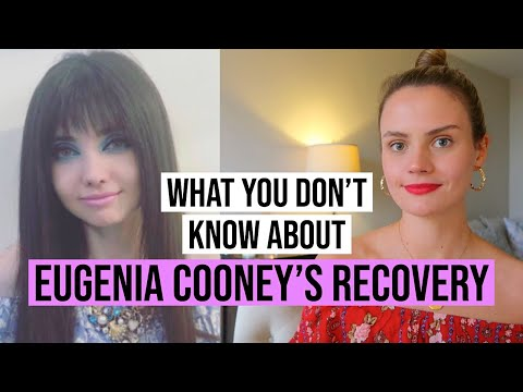 WHAT YOU DON'T KNOW ABOUT EUGENIA COONEY'S RECOVERY