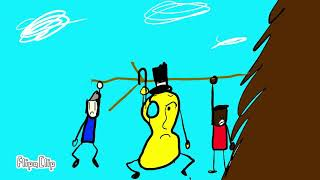 Mr. Peanut's death and resurrection but it's animated