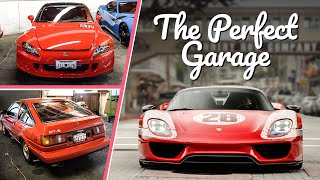 homepage tile video photo for Meet The Man With The Ultimate Car Enthusiast Collection