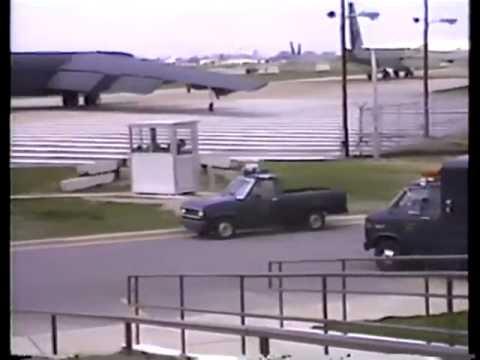 97th Bombardment Wing 1989 ORI Launch