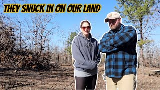 We Couldn't Believe They Snuck In And Did This | Off-Grid In The Ozarks