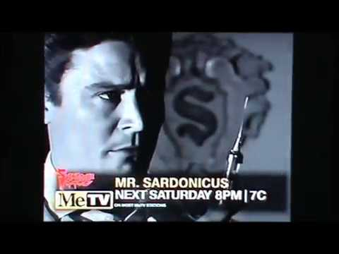 CMGUS VCR CLASSIC COMMERCIALS: ME TV SVENGOOLIE MR SARDONICUS NEXT WEEK AIRED 2019