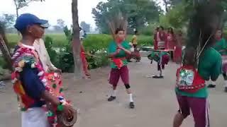 थारु लाठी नाच