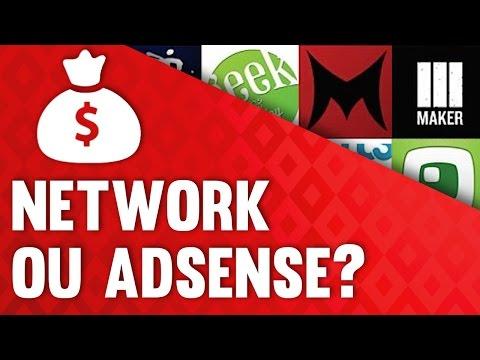 Adsense OU Network - A melhor escolha   Escola para Youtubers