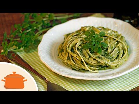 Como Fazer Molho Pesto - Receita Simples