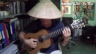 Kiếp cầm ca (Bolero Guitar) - Anhbaduy Guitar Ca Mau
