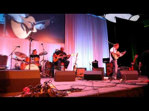 Lee Ritenour at the All Star Guitar Night NAMM 2011 Part 1