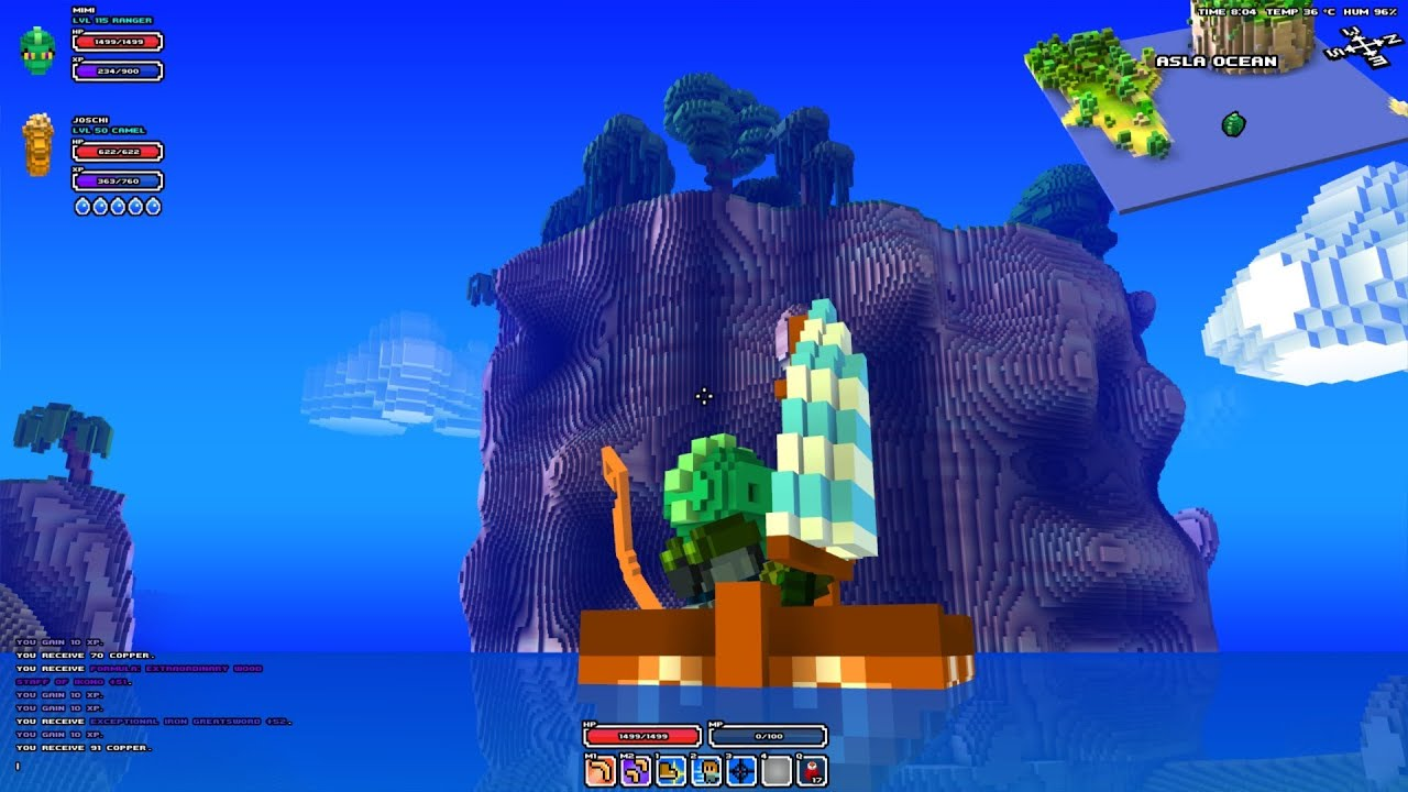 Cube world level 100 in one day youtube gumiabroncs Gallery