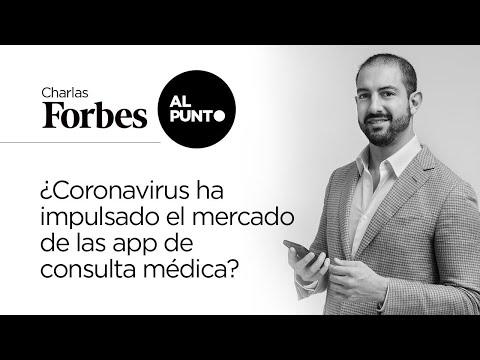 #CharlasForbes: El futuro del mercado de la telemedicina