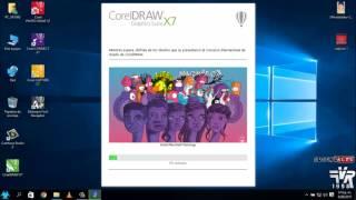 COMO INSTALAR COREL DRAW X7 EN WINDOWS 10