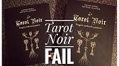 The True Black Tarot by Arthur Wang - YouTube