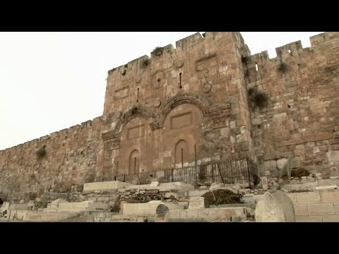 Jerusalem: Ancient Gates, Future Glory #8:The Eastern Gate