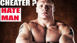 Brock lesnar is a cheater ! USADA Report & Steroids for Doping UFC200