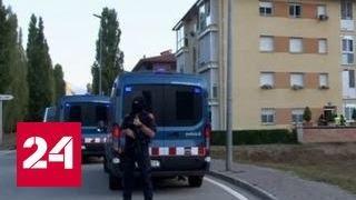 СМИ: главной целью боевиков в Барселоне был собор Саграда Фамилия
