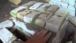 Фундамент для кирпичной печи. 2(Это видео создано с помощью видеоредактора YouTube (http://www.youtube.com/editor), 2015-06-21T17:47:26.000Z)