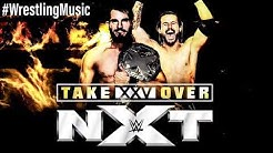 "WWE NXT TakeOver:XXV(25) Official Theme Song-""On My Teeth"" + Arena Effects"
