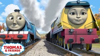 Thomas & Friends | Meet The Character - Rebecca of England | Kids Cart