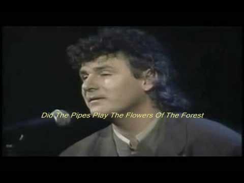 John McDermott - The Green Fields Of France (With Lyrics)