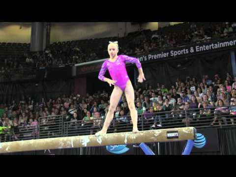 Ragan Smith (USA) - Balance Beam - 2016 Pacific Rim Championships Team/AA Final