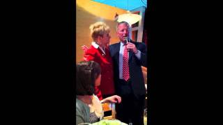 Mayor Buddy Dyer Speaks at Victory Party for Orlando Domestic Partnership Registry