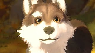 WHITE FANG Trailer (2018) Animation