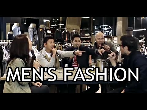 Rules for Men's Fashion: Rosario Herrera The Cave Ep. 3