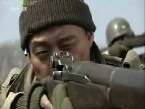 ROK vs PLA Comrades drama 2010