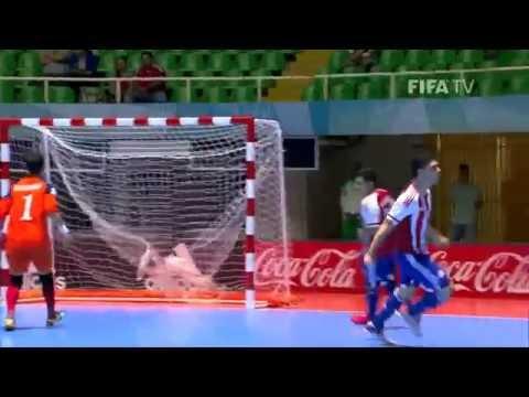 Match 17: Paraguay v Vietnam - FIFA Futsal World Cup 2016