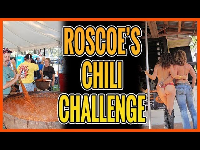 Roscoe's Chili Challenge 2019