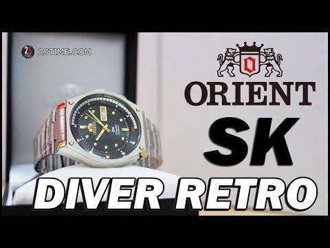ORIENT SUPER KING (SK) DIVER Reissue - Vintage Watch Under 300$