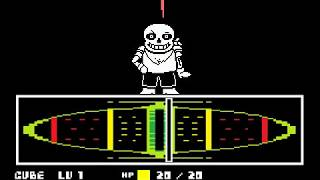 Underswap Sans Battle! (Undertale Mod) [Downloadable]