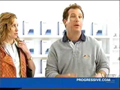 Progressive | Television Commercial | 2008 | Surprise