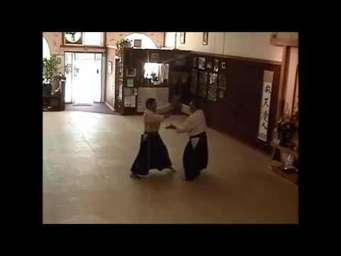 RCG Iwama Aikido Sandan Test
