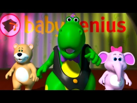 DJ Is My Name Song Sing Along | Nursery Rhymes Kids Songs | From Baby Genius